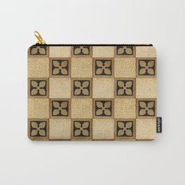 Granite mosaic floor design Carry-All Pouch