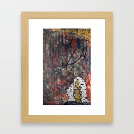 To The End Of The World Framed Art Print