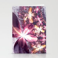 sparkles Stationery Cards featuring Sparkles by Keila Neokow