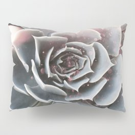 Shiny Succulent Pillow Sham