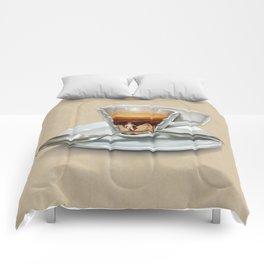 Italian coffee 2.0 Comforters