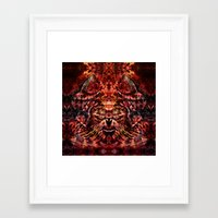 soldier Framed Art Prints featuring Soldier by Zandonai