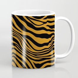 Tiger Stripes Coffee Mug