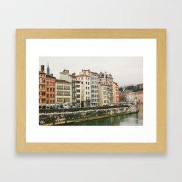 Lyon Framed Art Print