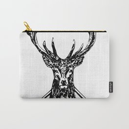 Diamond Stag Carry-All Pouch