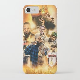 Nipsey Hussle Poster iPhone Case