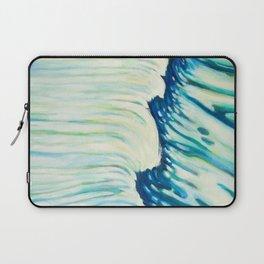 Bright Pacific Churn Laptop Sleeve