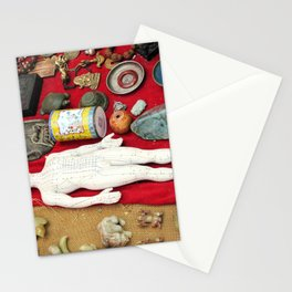 Beijing Flea Market Finds Stationery Cards