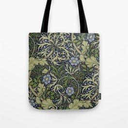 William Morris Seaweed Pattern Tote Bag