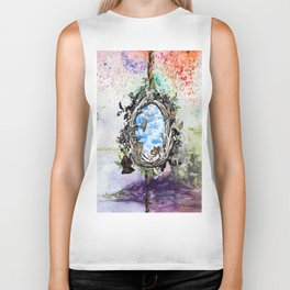 NATURE ANIMALS Biker Tank