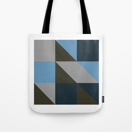 #149 United shapes of geometry – Geometry Daily Tote Bag