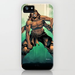 The Martyrs | Raj iPhone Case