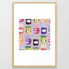 Jam'in Framed Art Print