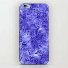Frozen Leaves 19 iPhone & iPod Skin