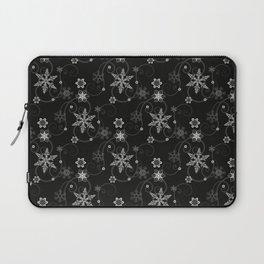 Snowflakes (White) Laptop Sleeve