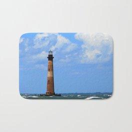 Morris Island Lighthouse Bath Mat
