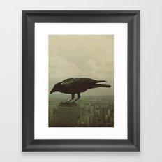 Marvin II Framed Art Print