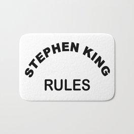 Stephen King Rules 2 Bath Mat