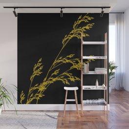 Nature,Minimal,yellow Wall Mural