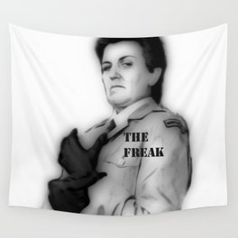 THE FREAK Wall Tapestry
