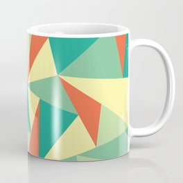 Vintage Geometric Coffee Mug