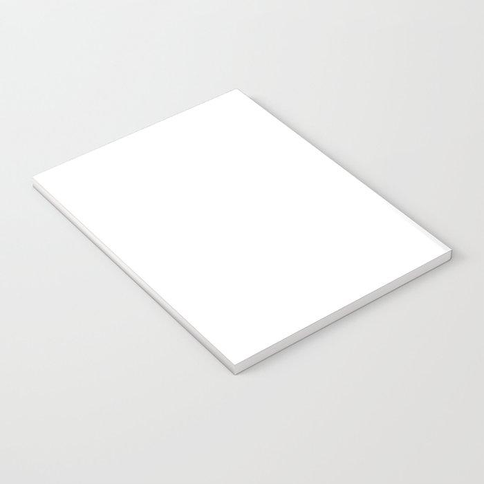 Be Bold or Italic, Never Regular Notebook