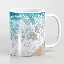 Ocean Waves I Coffee Mug