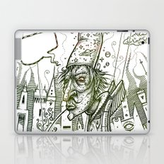 El brujo Laptop & iPad Skin