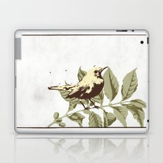 the Mokingbird Laptop & iPad Skin