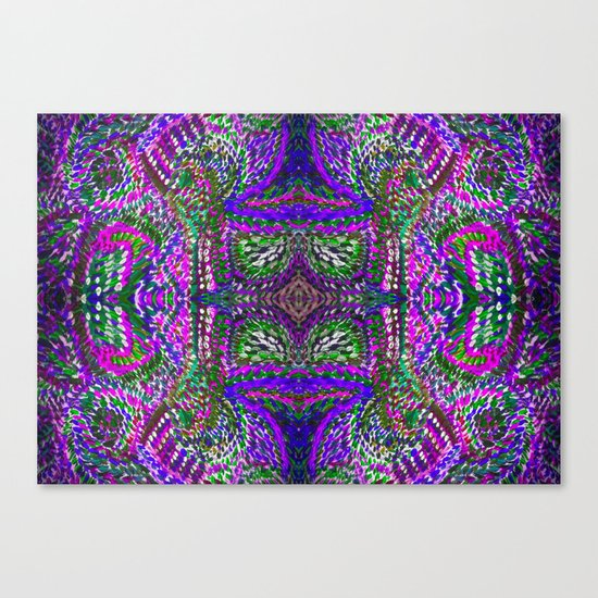 Points II Canvas Print