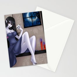 Cute Vampire Stationery Cards