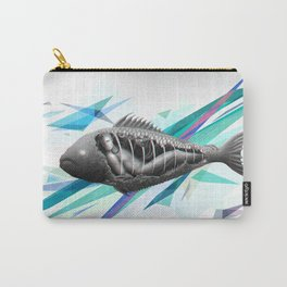 Underwater Prison - abstract Carry-All Pouch