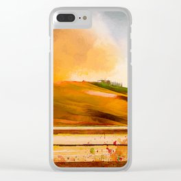 Modifed  Tuscany 2 Clear iPhone Case