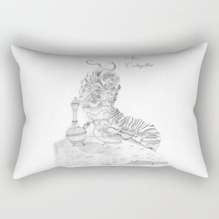 The Caterpillar Rectangular Pillow