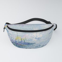 The Port of Rotterdam Fanny Pack