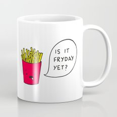 Is it Fryday yet? Mug