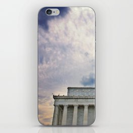 Dramatic Background iPhone Skin