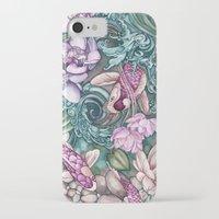 splash iPhone & iPod Cases featuring Splash by Vikki Salmela
