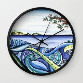 Tangaroa Wall Clock