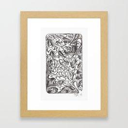 11-14-07 Framed Art Print