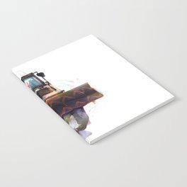 Dozer Bulldozer Notebook