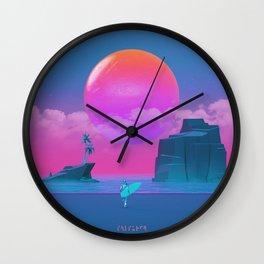 Soulsurfer Wall Clock