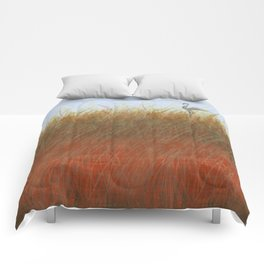 Autumn Marsh Comforters