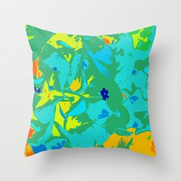 Avi Throw Pillow