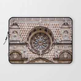 citta alta, bergamo, lombardy, italy | the basilica of santa maria maggiore  Laptop Sleeve