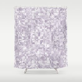APATHY Shower Curtain