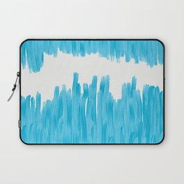 Sea of Blue Painted Laptop Sleeve