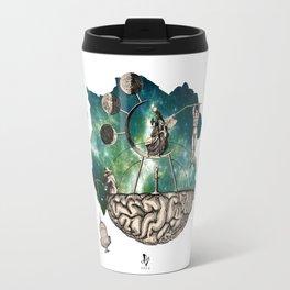 Subjective Reality Travel Mug