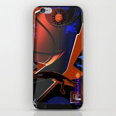 Basketball iPhone & iPod Skin