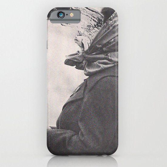 Human Water Fountain iPhone & iPod Case